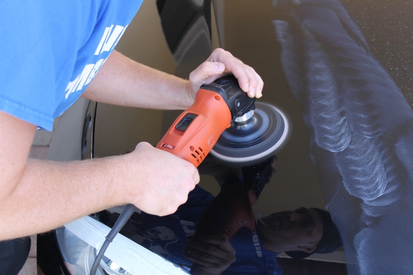 How To Prep A Car Before Painting Cutting Sanding Priming And Picking The Right Paint Match Pro