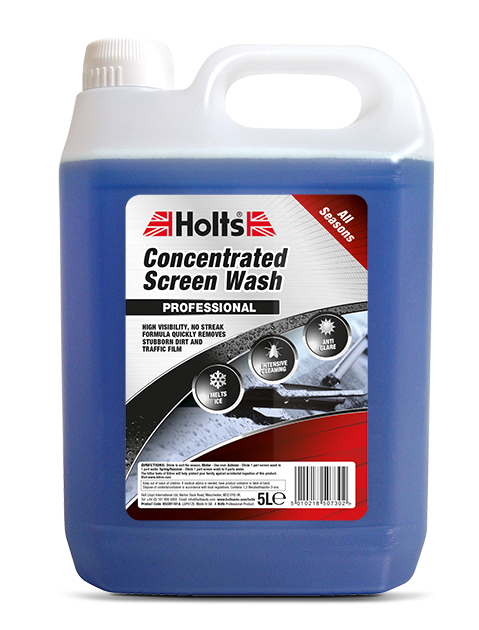 Holts Concentrate Screen Wash 5L