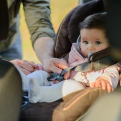 baby car traveling safety