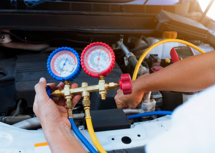 Is Your Car S Air Con Working Efficiently If Not It Might Be