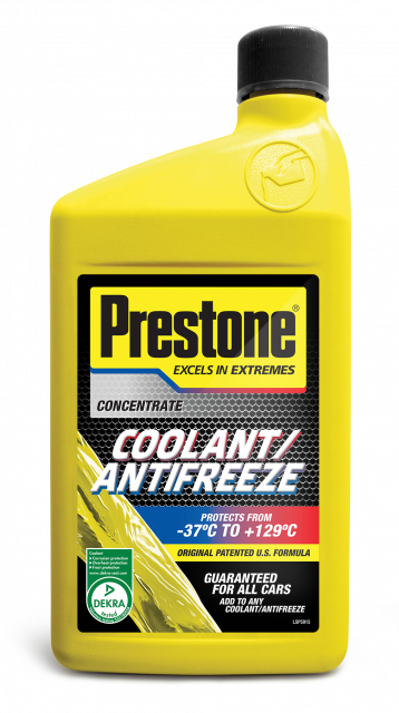 Prestone Coolant Concentrate Car Engine Maintenance