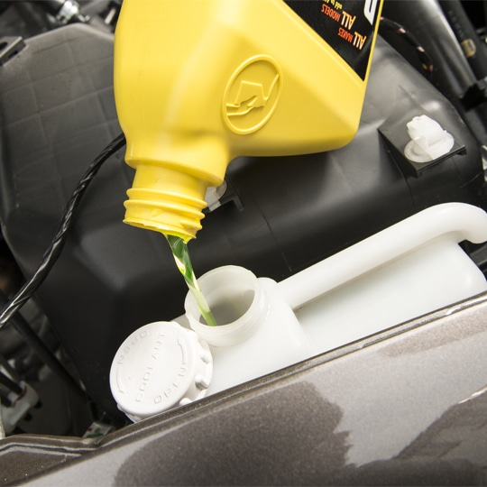 How To Check Antifreeze >> How Often Should I Top Up My Coolant Antifreeze Prestone
