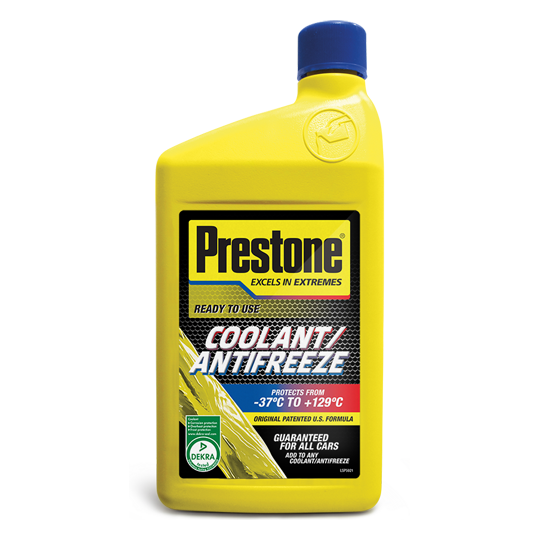 Prestone Coolant Antifreeze Prestone Car Maintenance
