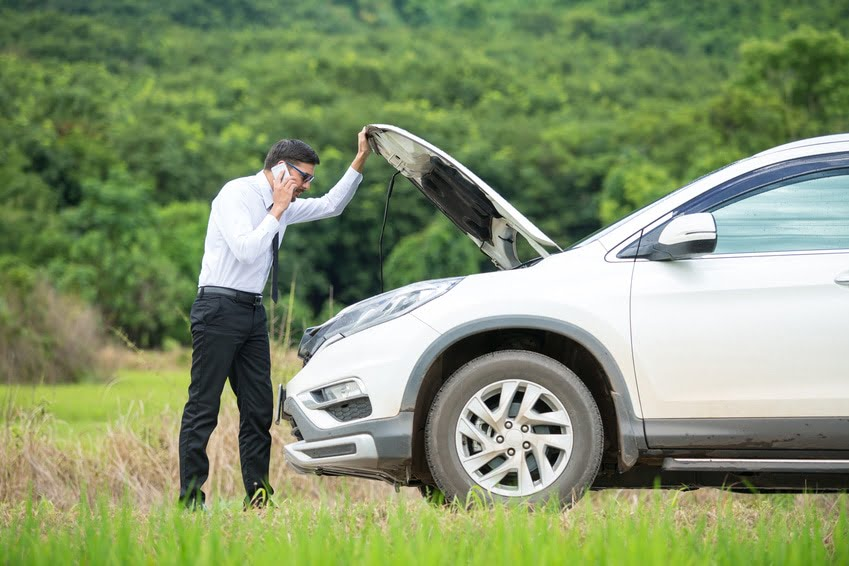 what to do if my car overheats