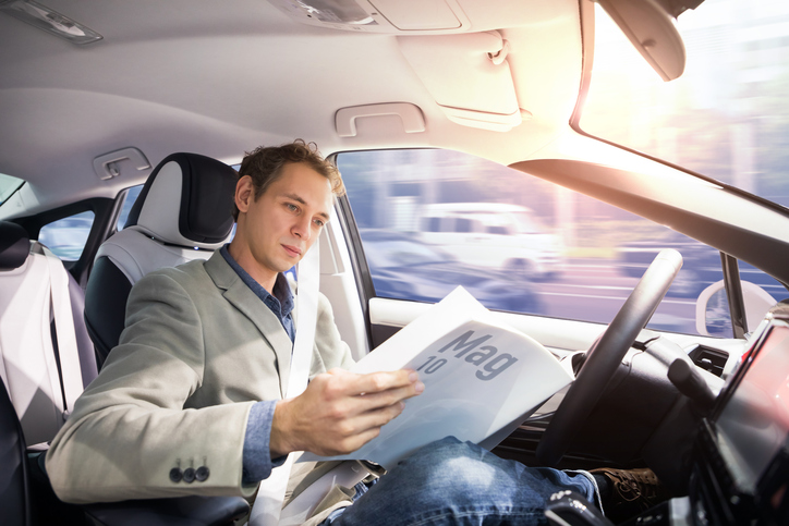 Driverless vs Connected Cars: What's the Difference?