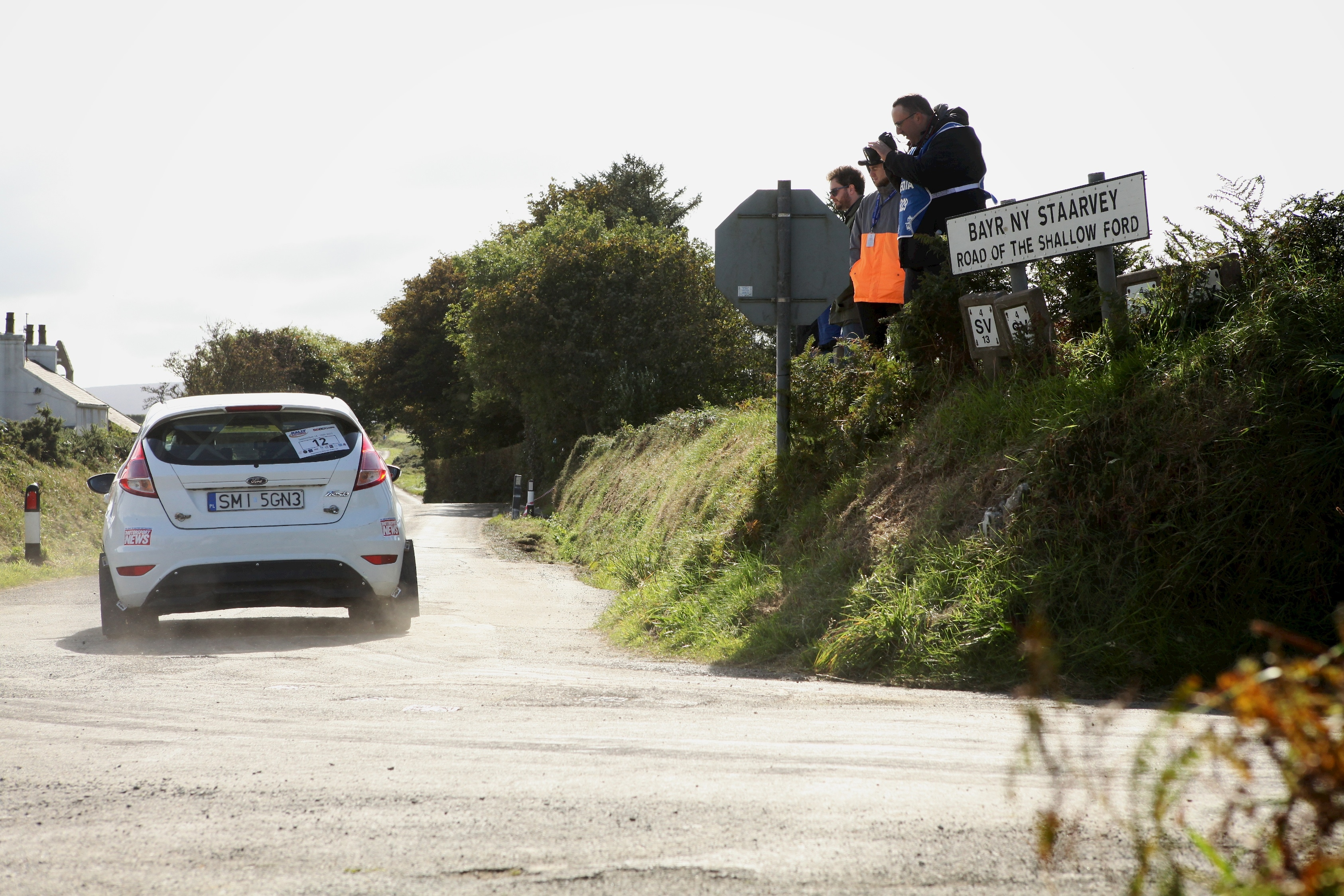 The Isle Of Man Rally - Pictures from the Finale - Prestone British ...