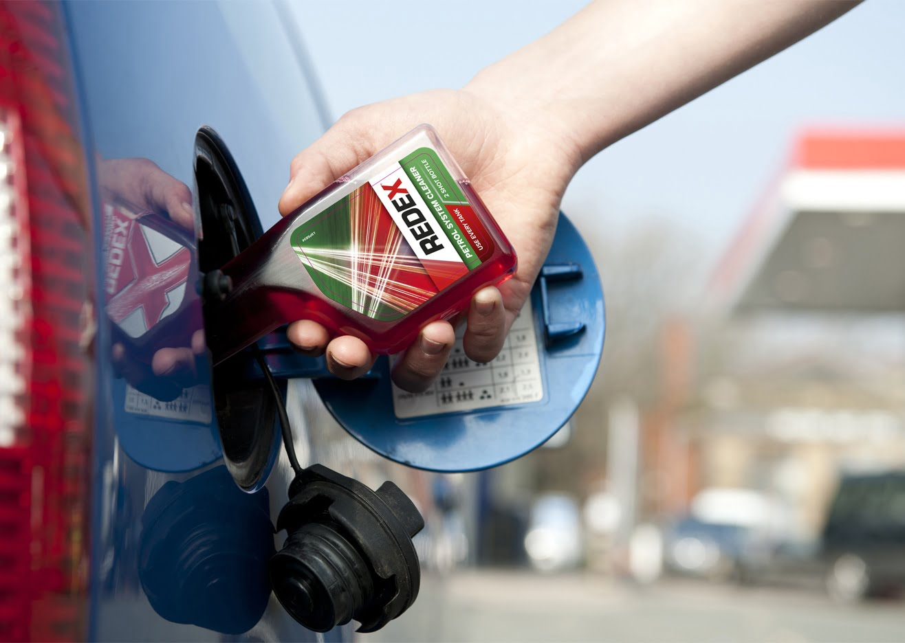 Redex in use petrol station