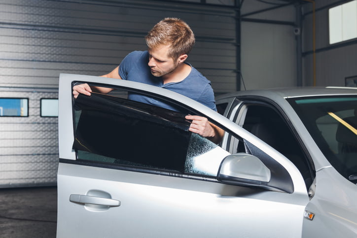 Tinting 101: Types of Film and How to Tint Your Car Windows | Redex