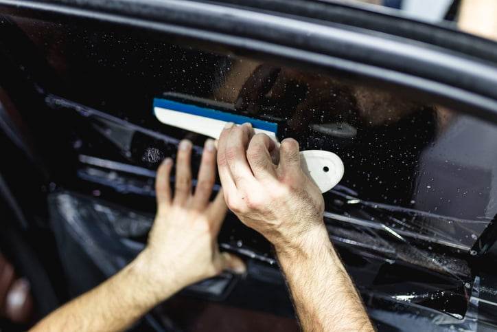 Image result for DIY car window tint