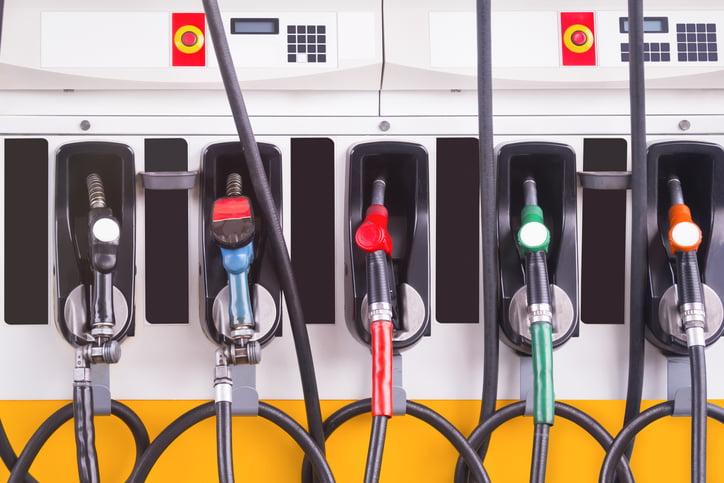 Petrol Nozzles