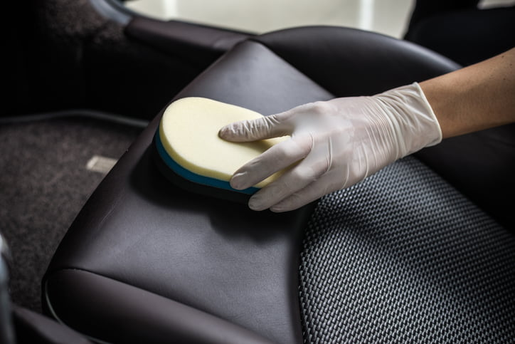 How to remove stains from leather car seats | Simoniz