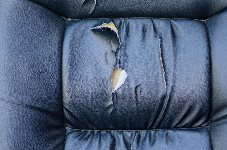 How to repair leather car seats | Simoniz