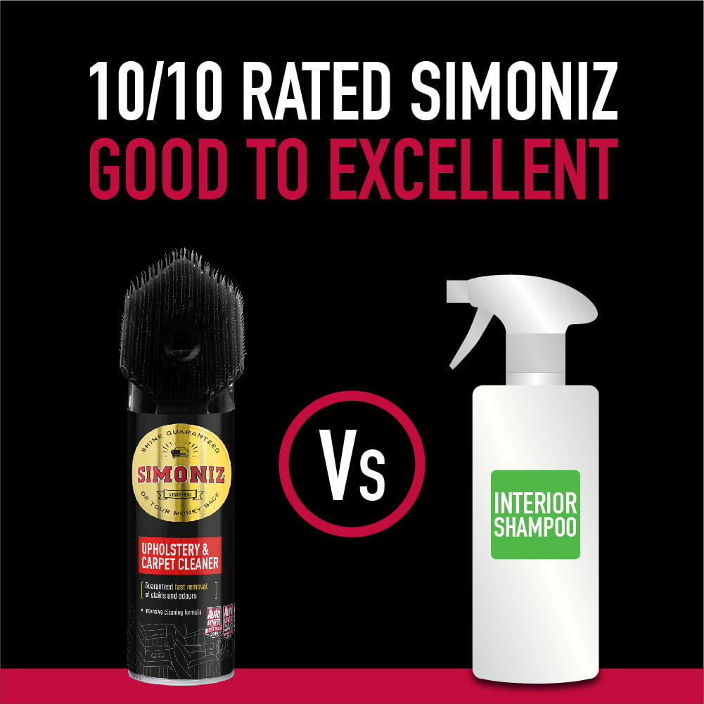 Sioniz's leading upholstery cleaner