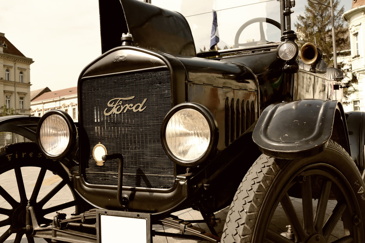 image of ford model T