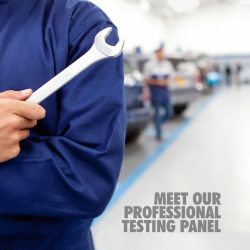Holts Professional Panel – Meet our testing panel