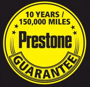 Prestone Guarantee