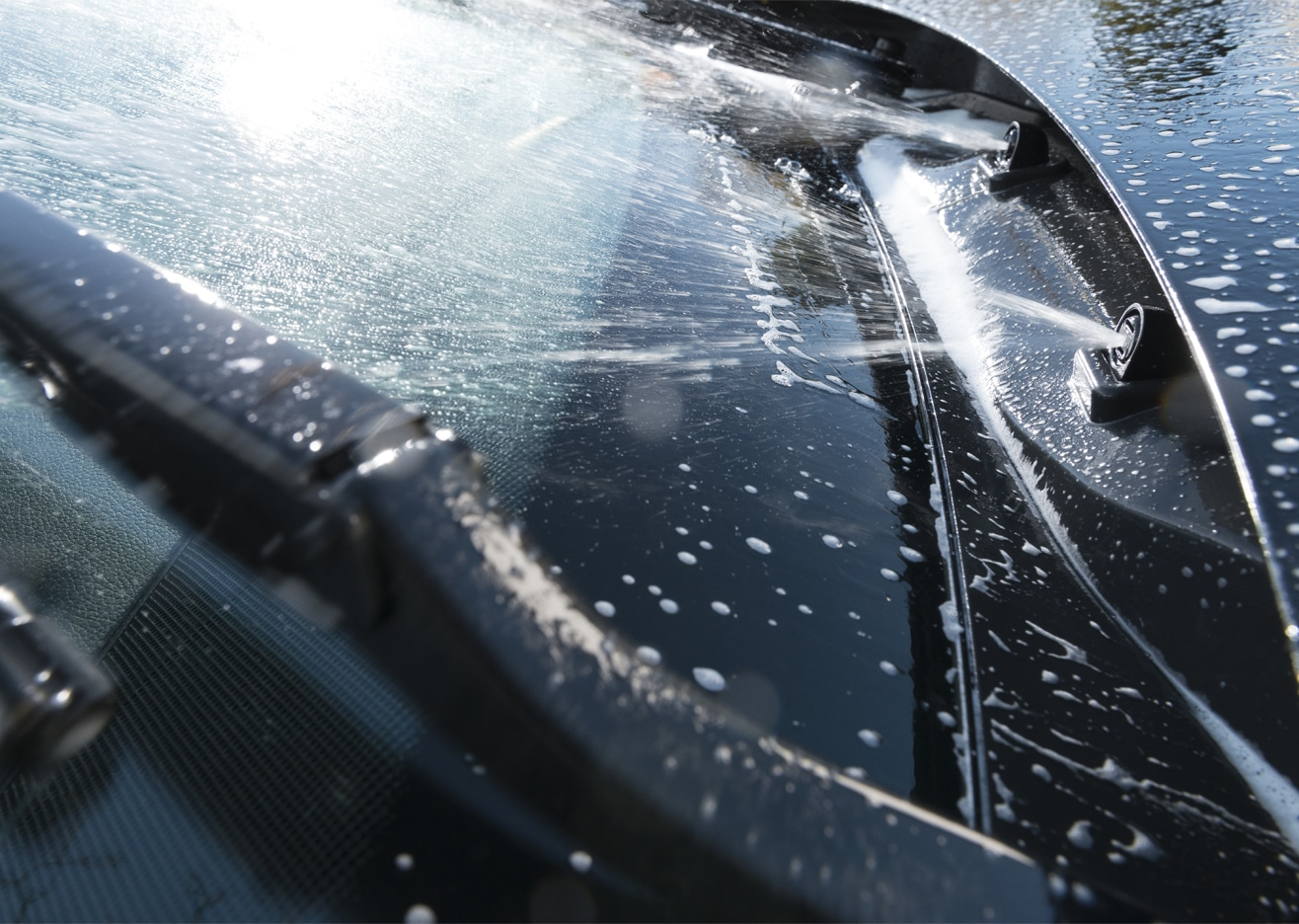 5 Screen Wash Myths Busted Frozen Engine Coolant Prestone Screenwash Windscreen With Washers
