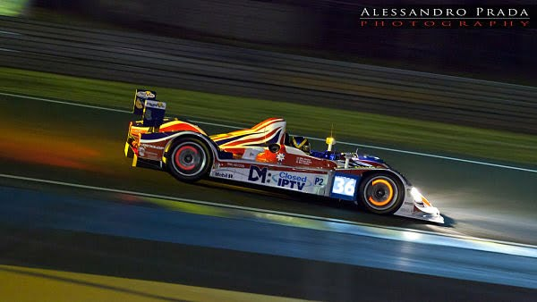 24 hours in Le Mans