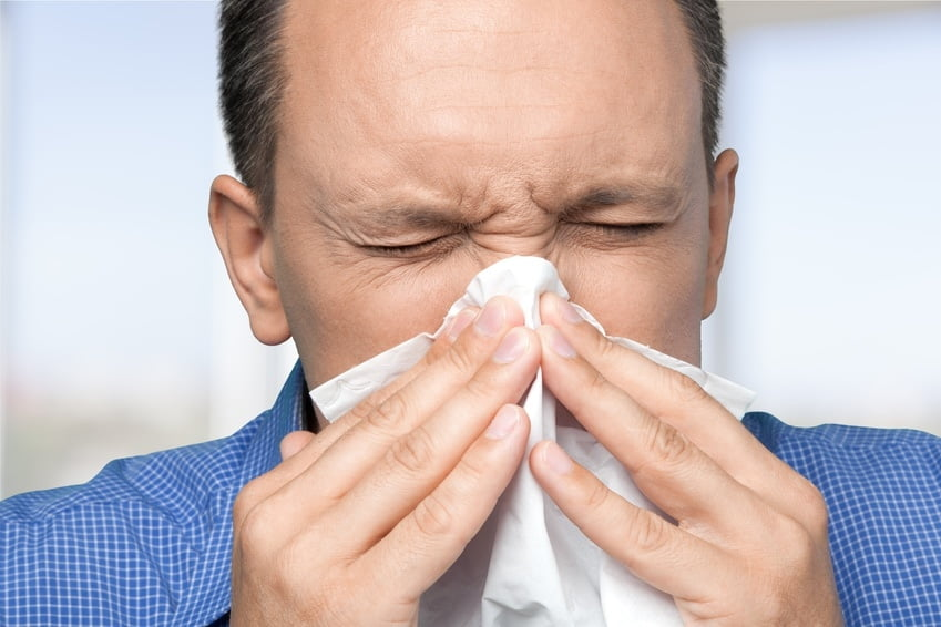 Hay fever is an obvious but important factor to consider when driving in summer
