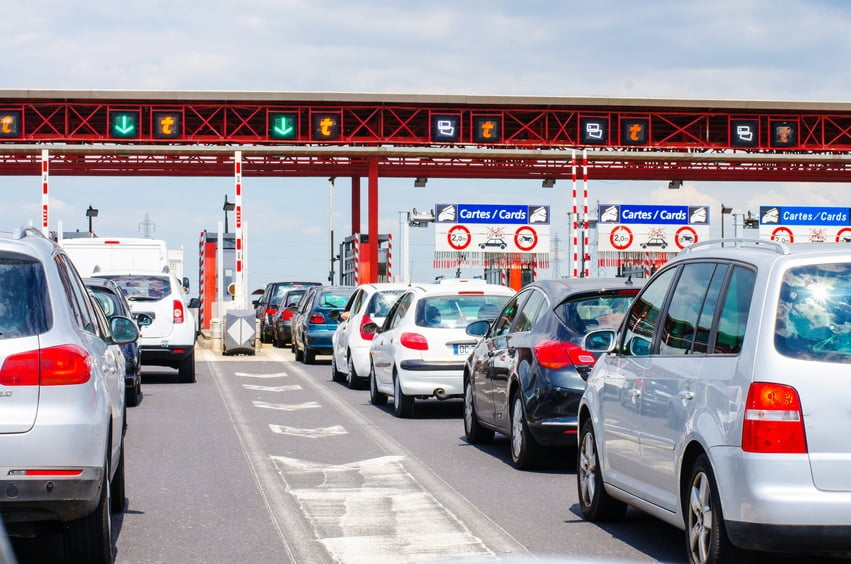 europe toll drive abroad