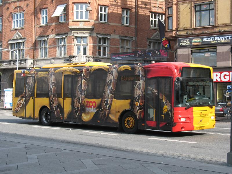 Copenhagen zoo_bus