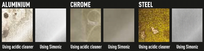 Simoniz Ultracare evidence - NEW
