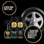 Simoniz – there are 3 steps to beautiful wheels