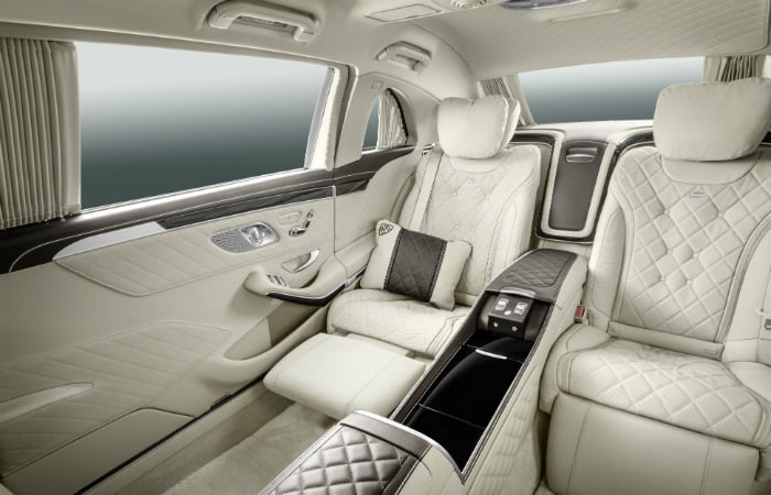 Mercedes Maybach S Cl Pullman