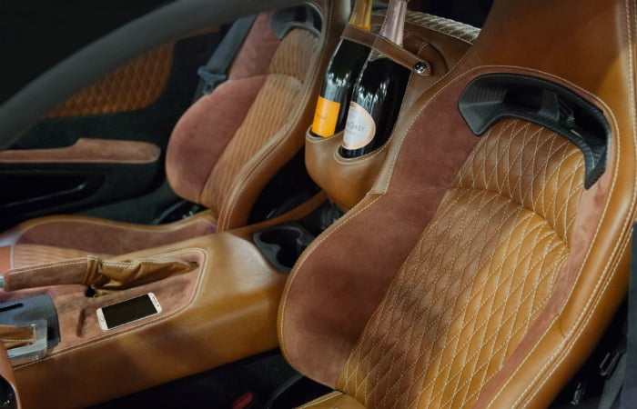 The Most Expensive Car Interiors In The World